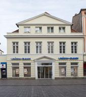 Union-Bank AG, Filiale Flensburg, Große Straße 2, 24937 Flensburg